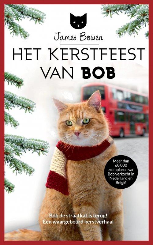 James Bowen - Het Kerstfeest van Bob
