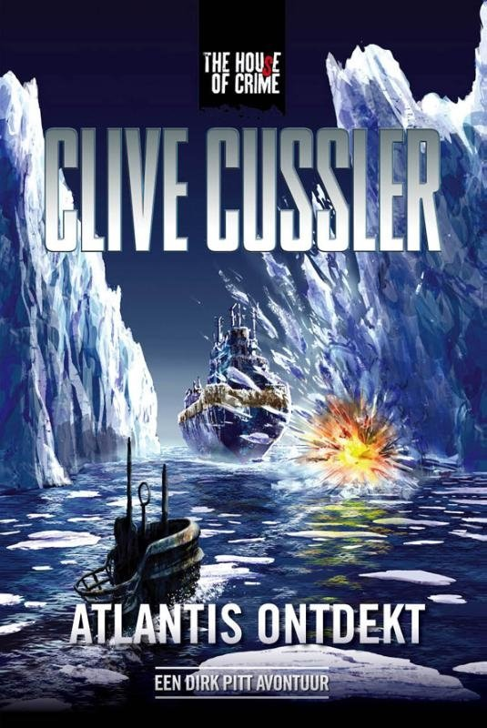 Clive Cussler - Atlantis ontdekt