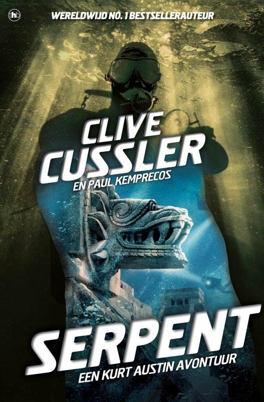 Clive Cussler en Paul Kemprecos - Serpent