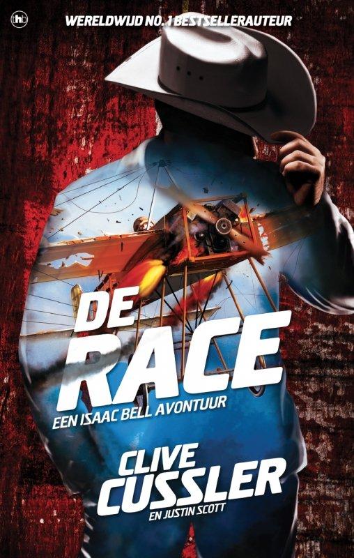 Clive Cussler en Justin Scott - De race
