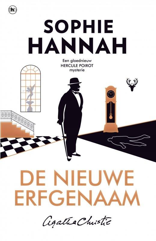Sophie Hannah - De nieuwe erfgenaam