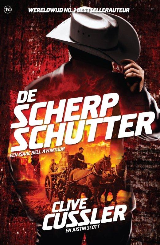Clive Cussler - De scherpschutter