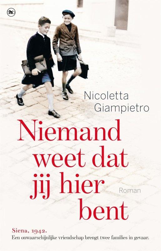Nicoletta Giampietro - Niemand weet dat jij hier bent