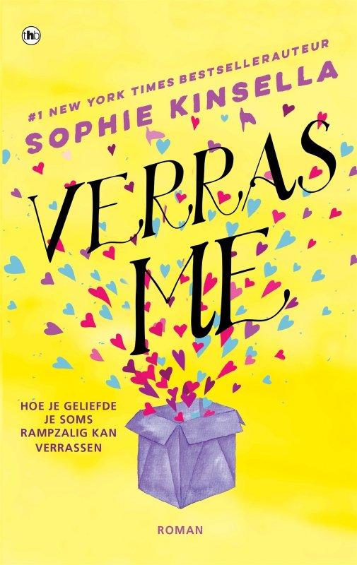 Sophie Kinsella - Verras me