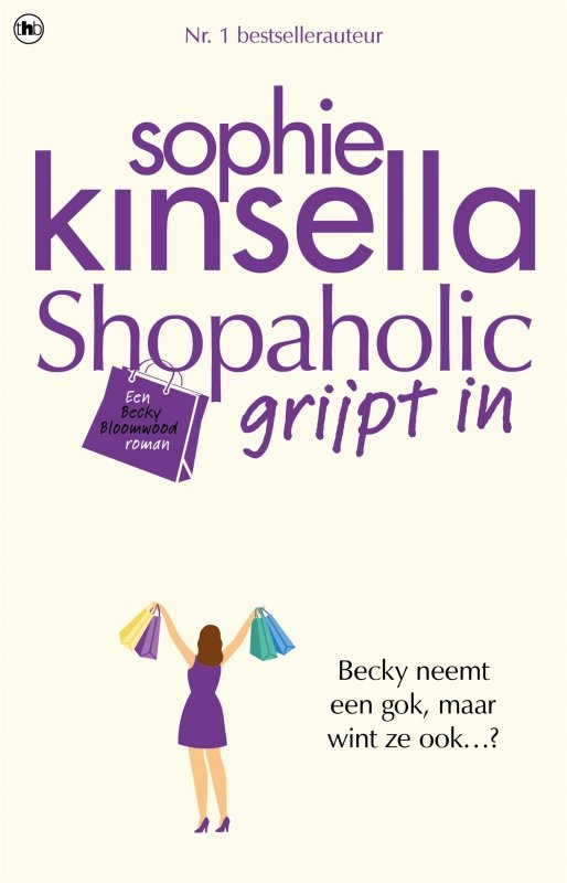 Sophie Kinsella - Shopaholic grijpt in