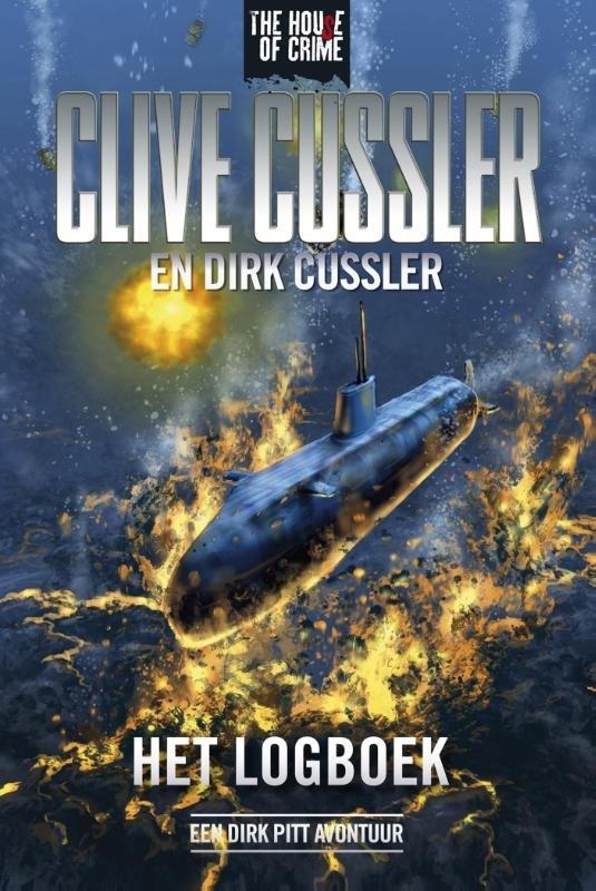 Clive Cussler - Het logboek