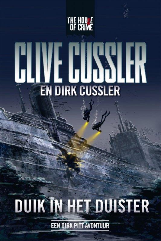 Clive Cussler - Duik in het duister