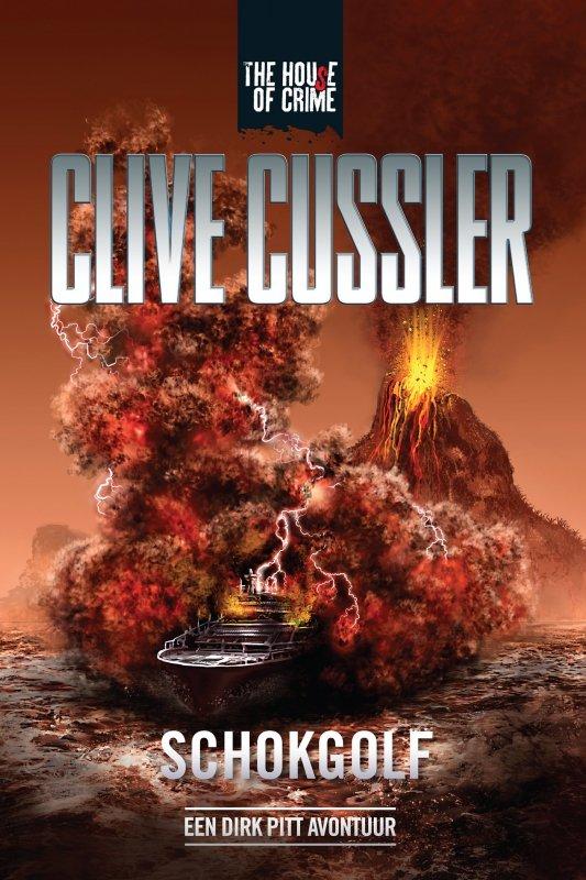 Clive Cussler - Schokgolf