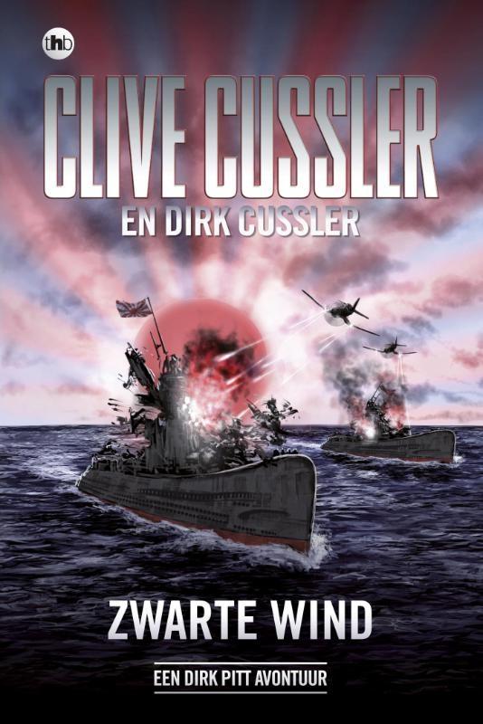 Clive Cussler en Dirk Cussler - Zwarte wind