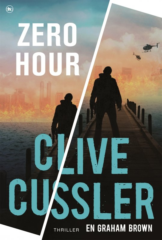 Clive Cussler en Graham Brown - Zero Hour