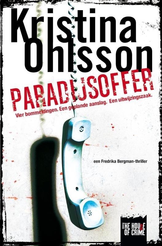 Kristina Ohlsson - Paradijsoffer