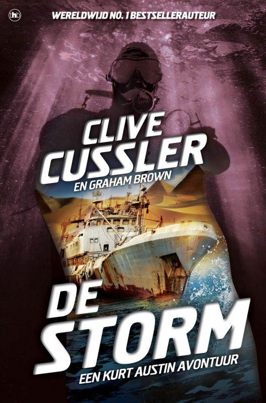 Clive Cussler en Graham Brown - De storm