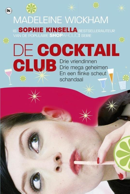 Sophie Kinsella - De cocktailclub