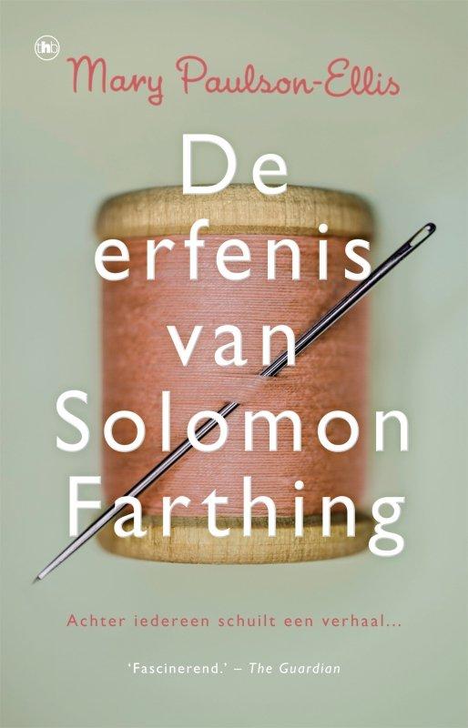 Mary Paulson-Ellis - De erfenis van Solomon Farthing