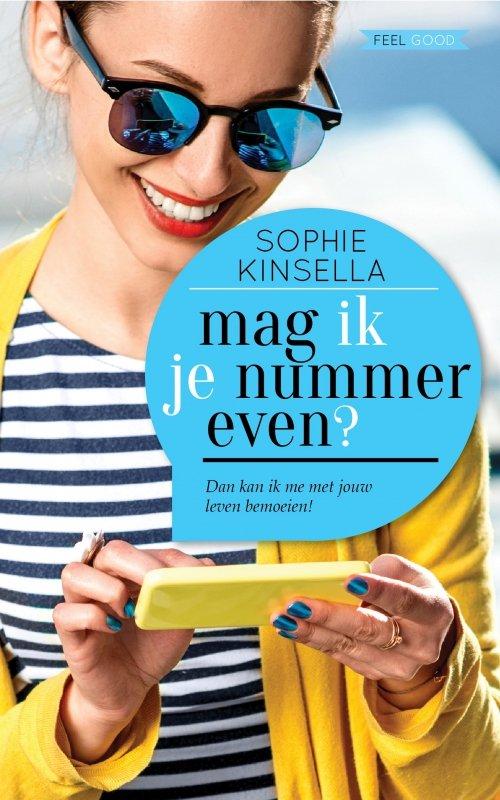 Sophie Kinsella - Mag ik je nummer even?