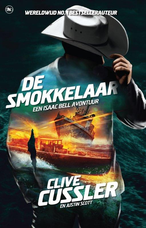 Clive Cussler - De smokkelaar
