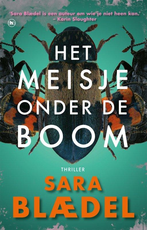 Sara Blædel - Het meisje onder de boom