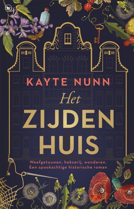 Kayte Nunn - Het Zijden Huis