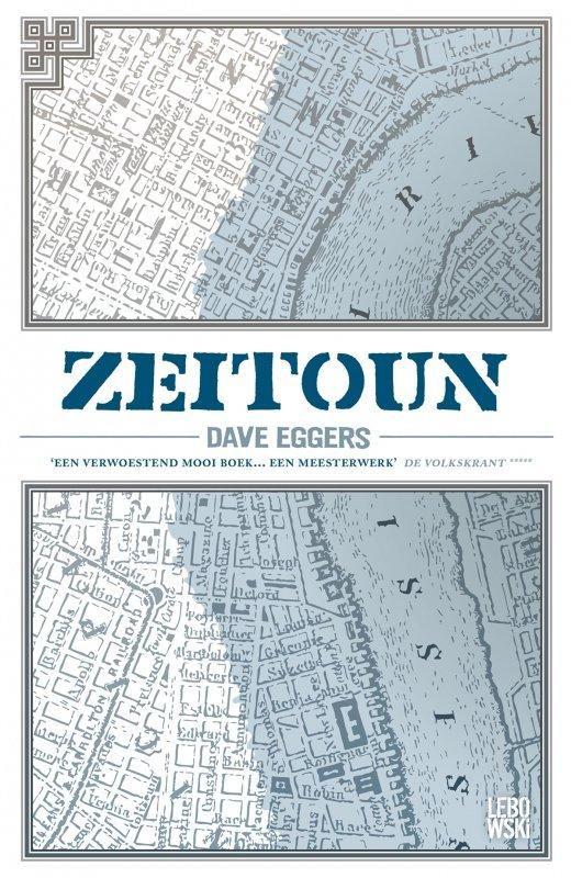 Dave Eggers - Zeitoun