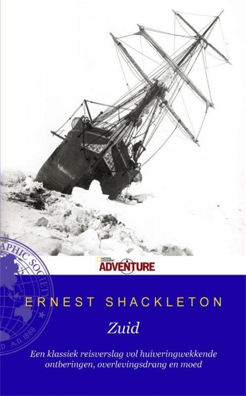 Ernest Shackleton - Zuid
