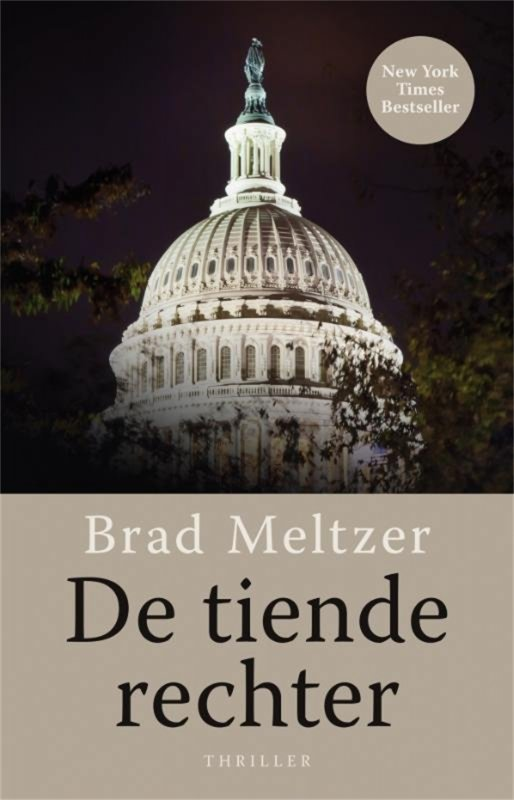 Brad Meltzer - De tiende rechter