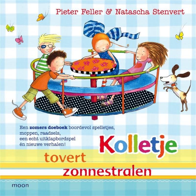 Pieter Feller - Kolletje tovert zonnestralen