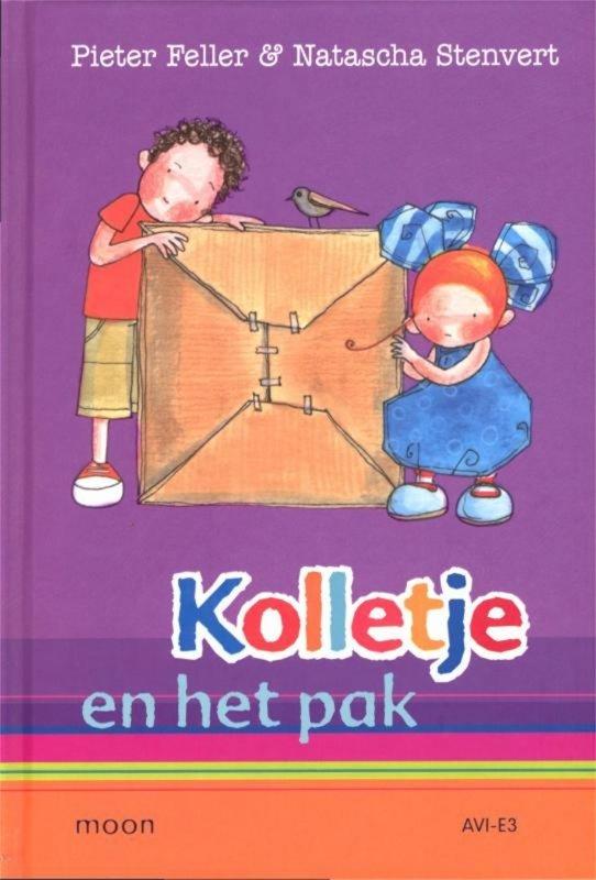 Pieter Feller - Kolletje en het pak