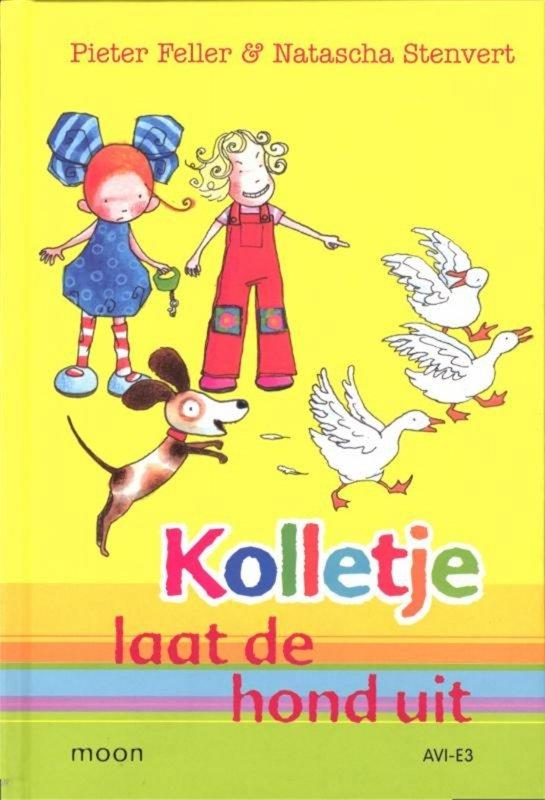 Pieter Feller - Kolletje laat de hond uit