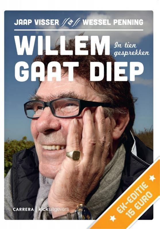 Jaap Visser - Willem gaat diep