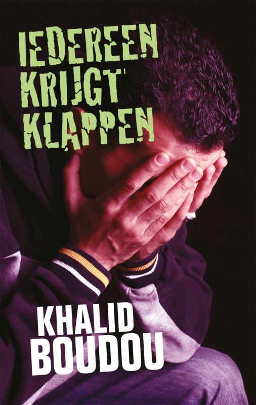 Khalid Boudou - Iedereen krijgt klappen