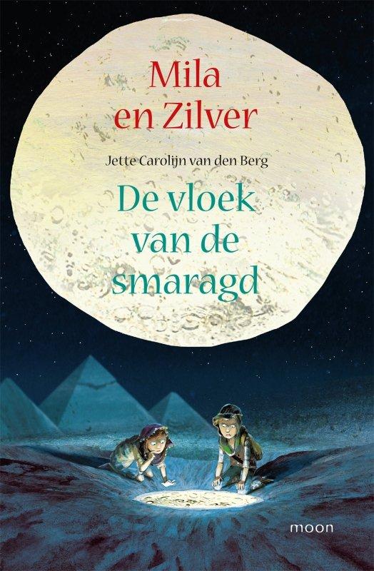 Jette Carolijn van den Berg - De vloek van de smaragd