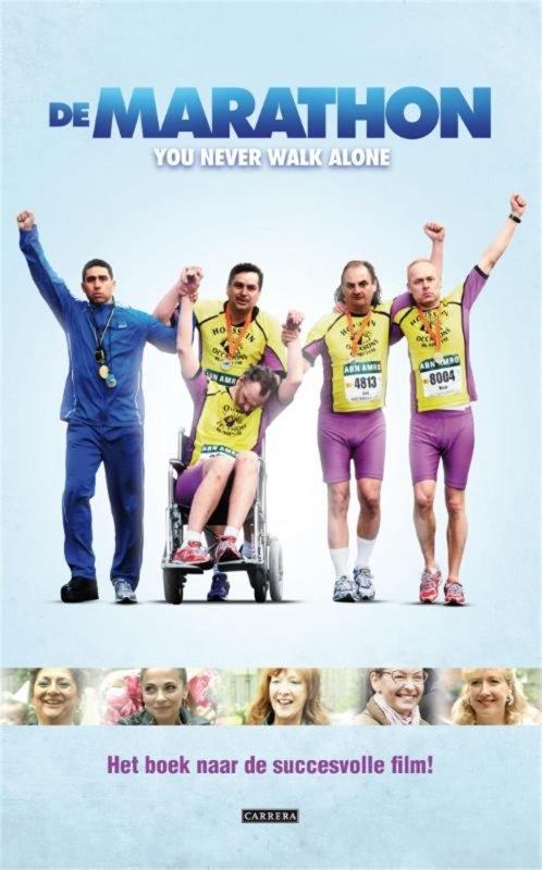 Dick van den Heuvel - De marathon