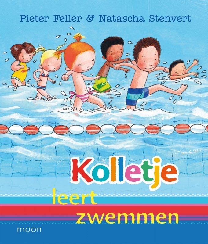 Pieter Feller - Kolletje leert zwemmen