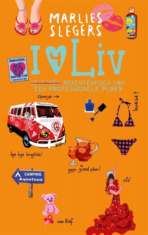Marlies Slegers - I love liv 4