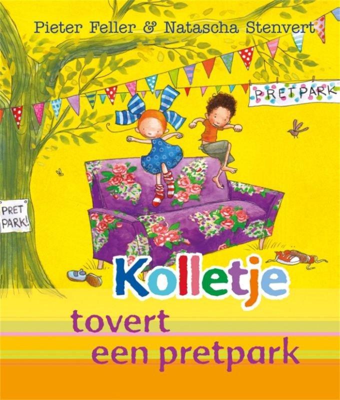 Pieter Feller - Kolletje tovert een pretpark
