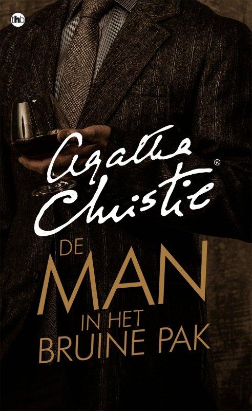 Agatha Christie - De man in het bruine pak