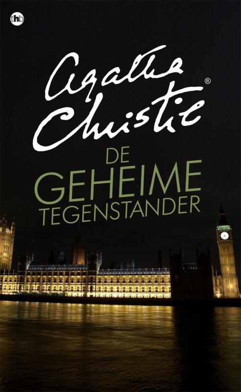 Agatha Christie - De geheime tegenstander