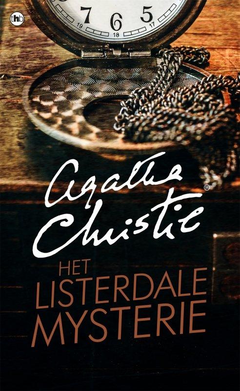 Agatha Christie - Het Listerdale mysterie