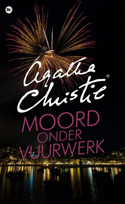 Agatha Christie - Moord onder vuurwerk