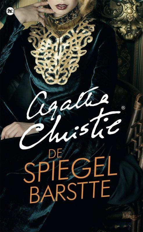 Agatha Christie - De spiegel barstte
