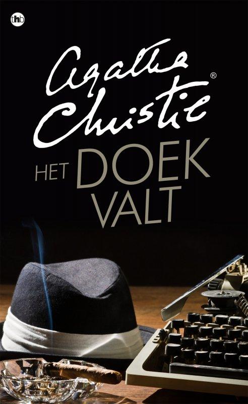 Agatha Christie - Het doek valt