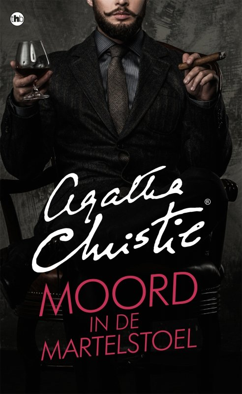 Agatha Christie - Moord in de martelstoel