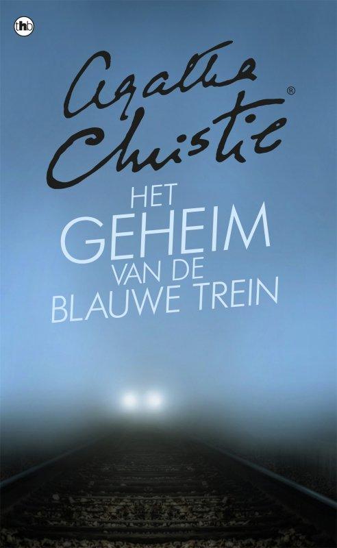 Agatha Christie - Het geheim van de blauwe trein