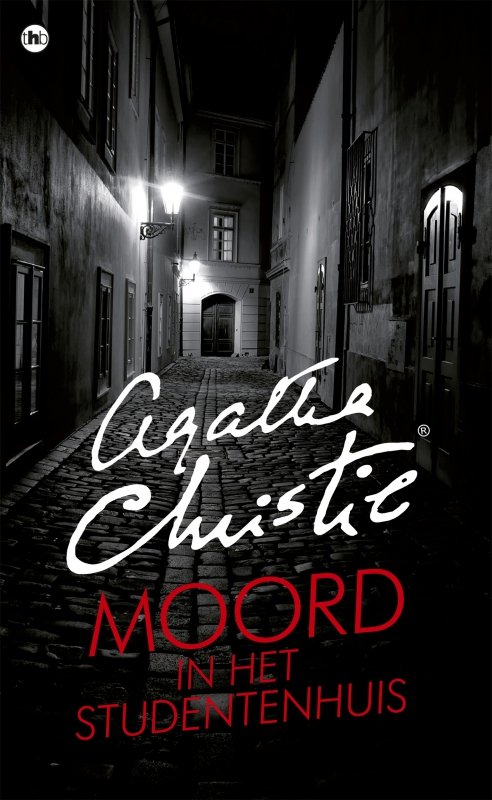 Agatha Christie - Moord in het studentenhuis