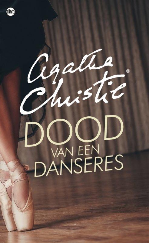 Agatha Christie - Dood van een danseres