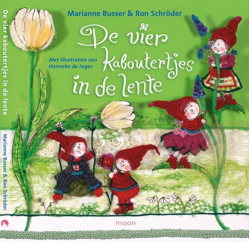 Marianne Busser & Ron Schröder - De vier kaboutertjes in de lente