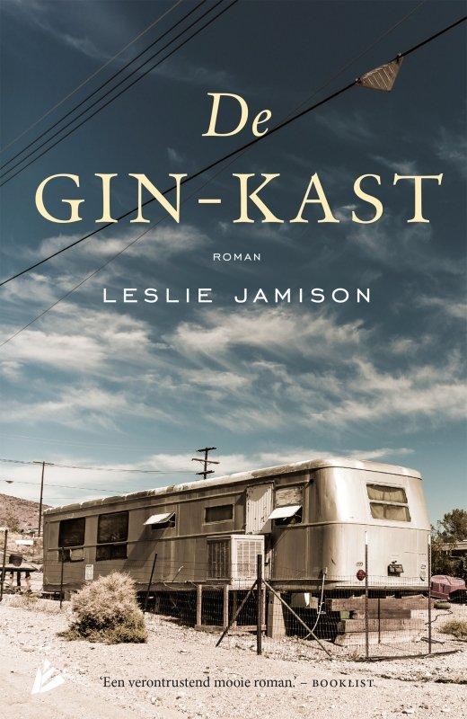 Leslie Jamison - De gin-kast