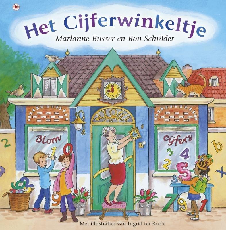 Marianne Busser & Ron Schröder - Het cijferwinkeltje