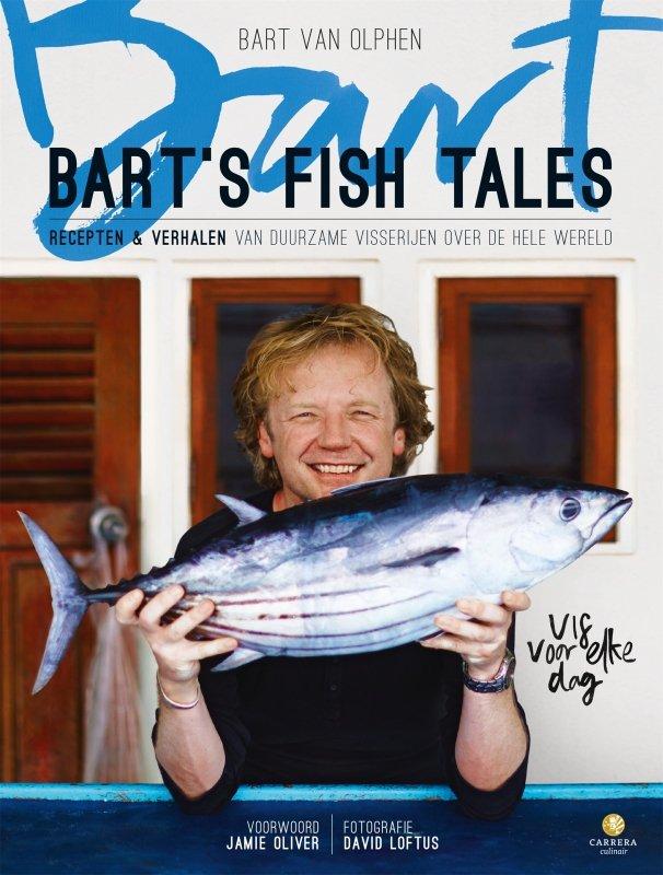 Bart van Olphen - Bart's Fish Tales