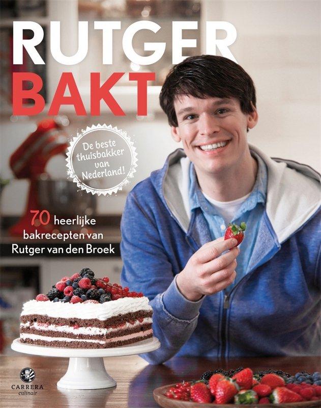 Rutger van den Broek - Rutger bakt